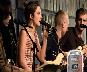 Seven Bro7thers Brewery and Wolf Alice See Stars