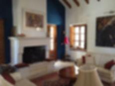 Casa rural lounge
