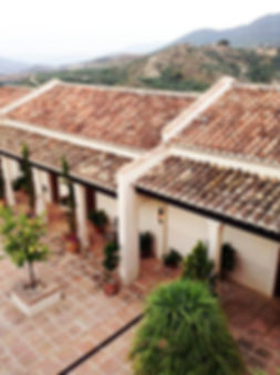 The Guest wing of a Hacienda for sale Lecrin Valley