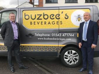 The Apprentice Boss Invests in Start-Up Tonic Brand BuzBee's