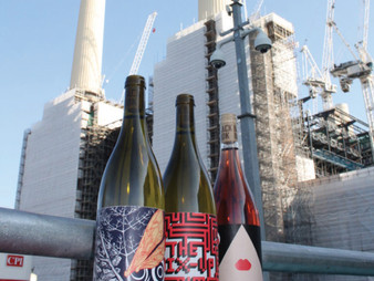 First London Grown Wine Since the Roman Period