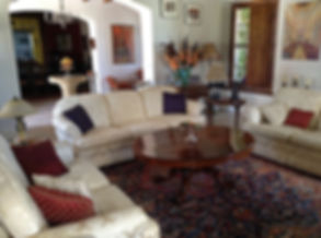 Casa rural for sale lounge to diningroom