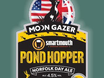 Special Transatlantic Beer 'Pond Hopper' created for Norfolk Day