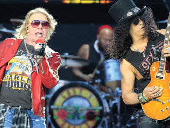 Guns N' Roses Sue Brewery over Trademark Infringement