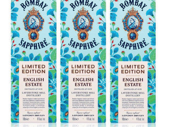 The Bombay Sapphire English Estate Limited Edition Launch