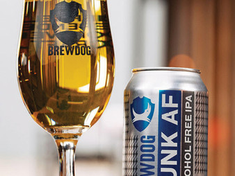 Punk AF New Low Alcohol from Brewdog