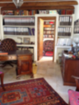 The office suite of Hacienda for sale in the Granada Province, Andalucia