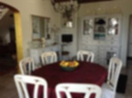 Large kitchen Andalucia