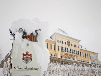 Ice Wine Produced by Schloss Johannisberg- First in a Decade