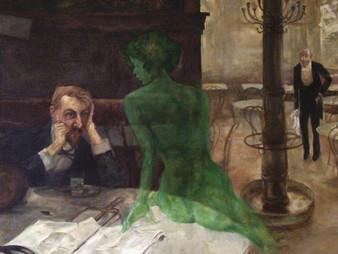 Absinthe - Green Fairy or Green Demon