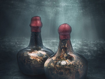 17th Century Shipwrecked Wine Goes Under The Hammer