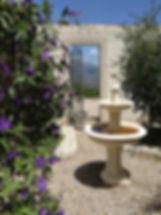 Walled garden to Siera Nevada