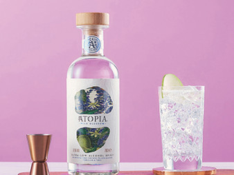 William Grant & Sons Announce Launch of Atopia - an Ultra Low ABV Spirit