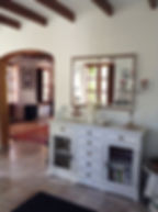 traditional Andalucia kitchen