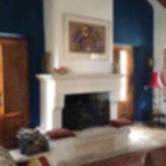 Casa rural for sale fireplace
