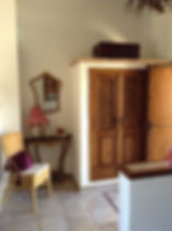 Wardrobes in the Morado room in House for sale Lecrin Valley