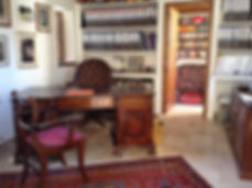 Ofice desk in Hacienda for sale in the Granada Province, Andalucia