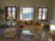 Guest sitting room in House for sale Lecrin Valley
