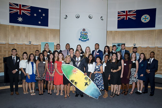 Hill Yang has been appointed Gold Coast Mayor's Student Ambassador