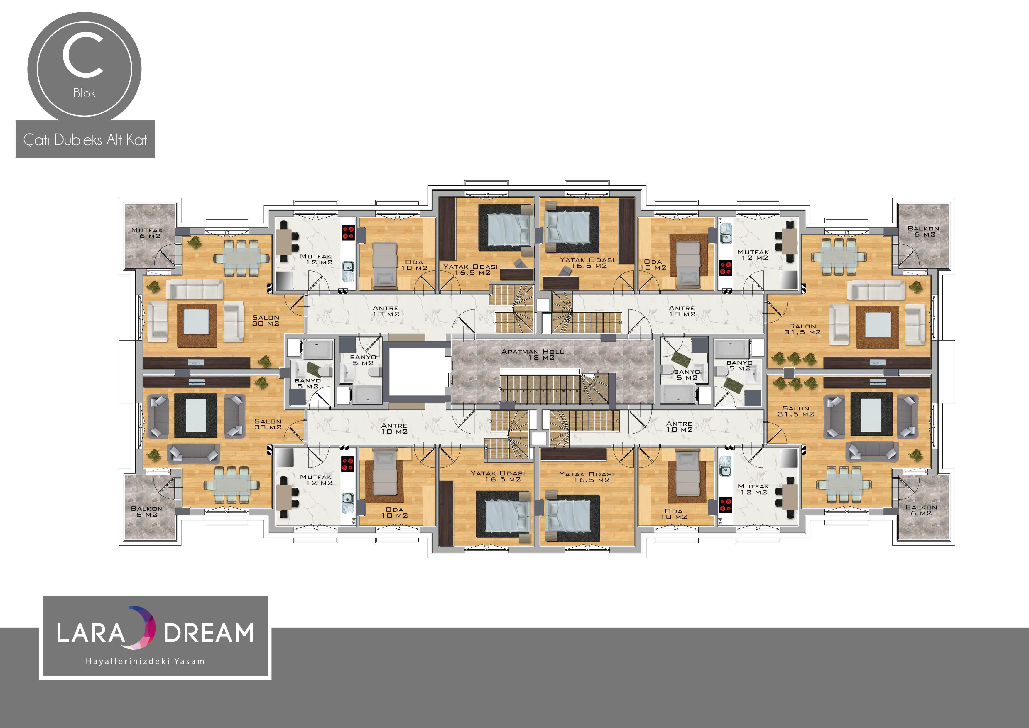 Lara Dream Katalog