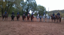 Cours cheval