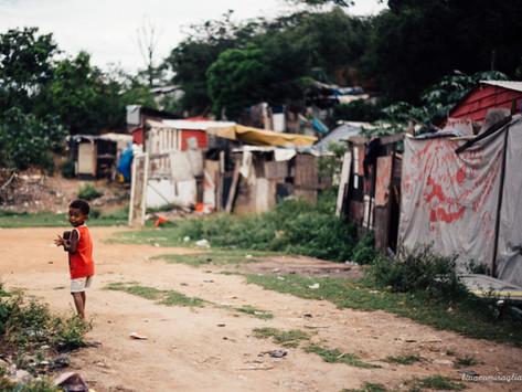 A pobreza extrema pela voz de quem vive