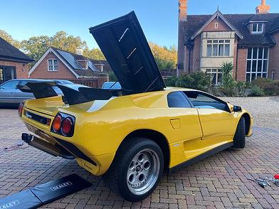 Diablo Lamborghini RYFT Exhaust, Supercar Servicing, Lamborghini Performante Service. Mobile Supercar Servicing, Ferrari, Maserati, Rolls Royce, Aston Martin, Porsche Servicing and Repair