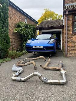 Lamborghini RYFT Exhaust, Supercar Servicing, Lamborghini Performante Service. Mobile Supercar Servicing, Ferrari, Maserati, Rolls Royce, Aston Martin, Porsche Servicing and Repair