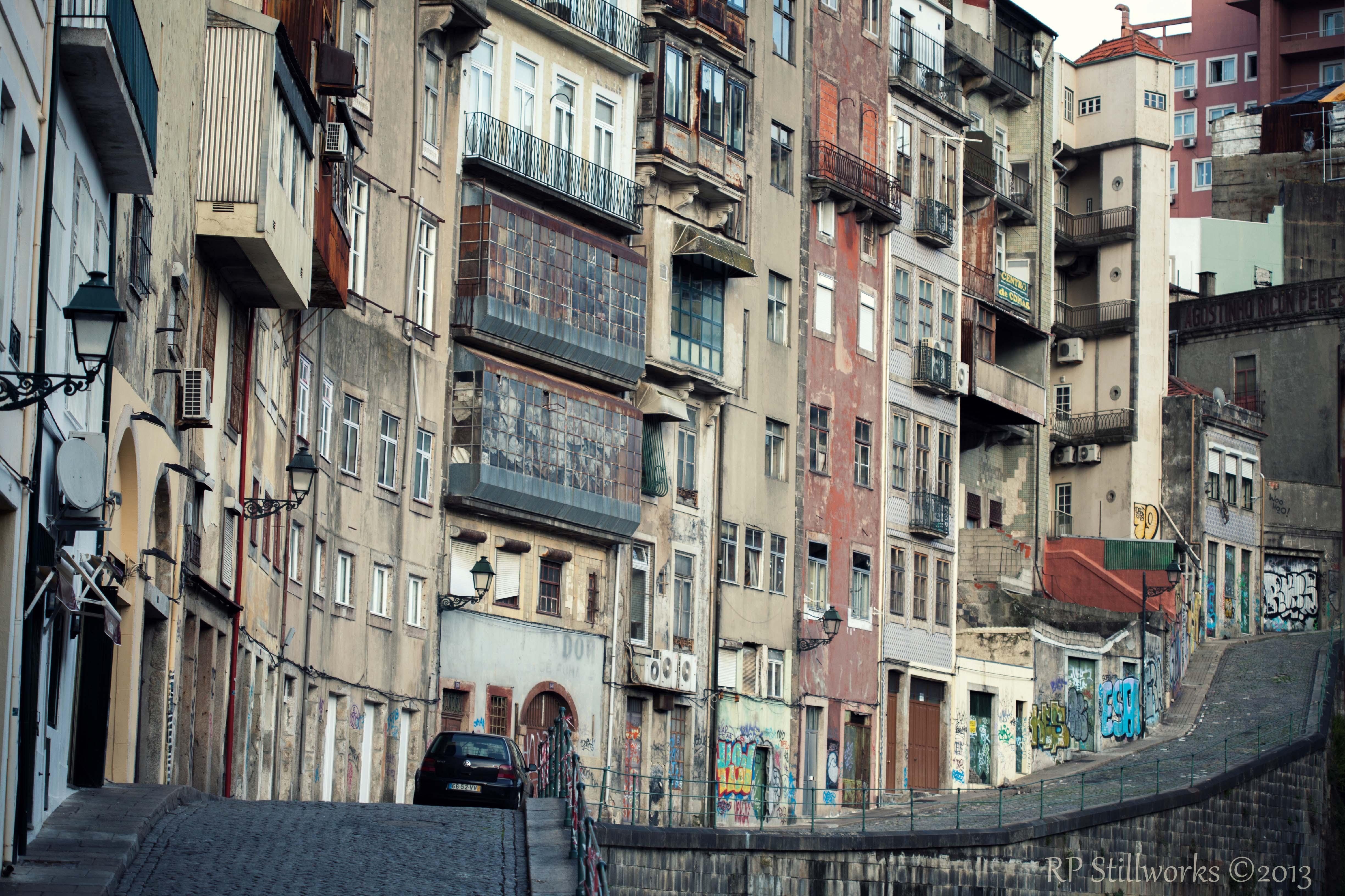 Anno Building of Porto