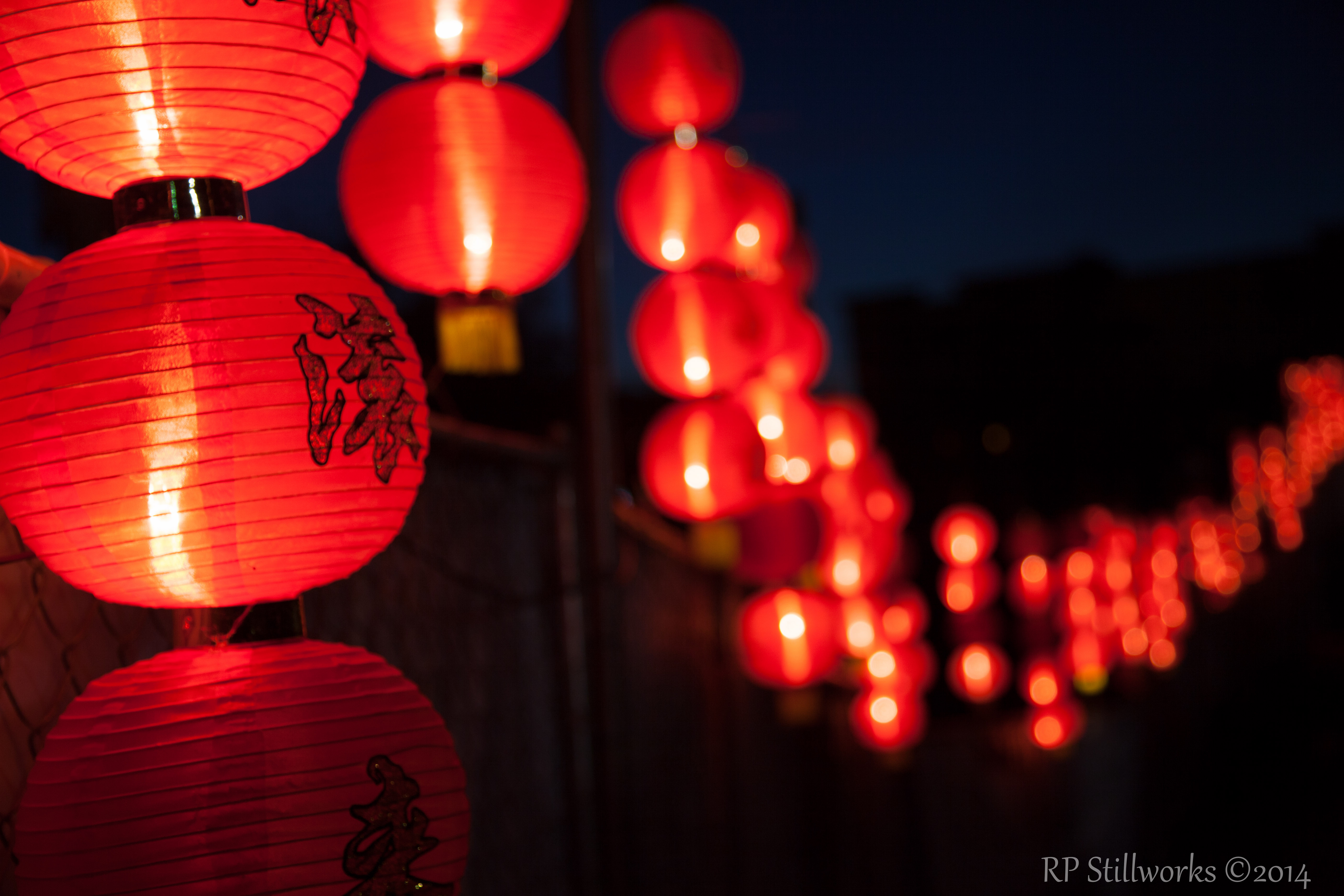 Chinese Lantern Festival 2014