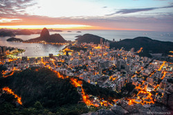 """Easter Sunrise Over Rio"""