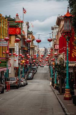 """""""Chinatown Climb"""""""