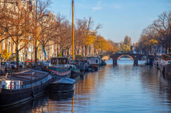 """Autumn in Amsterdam"""