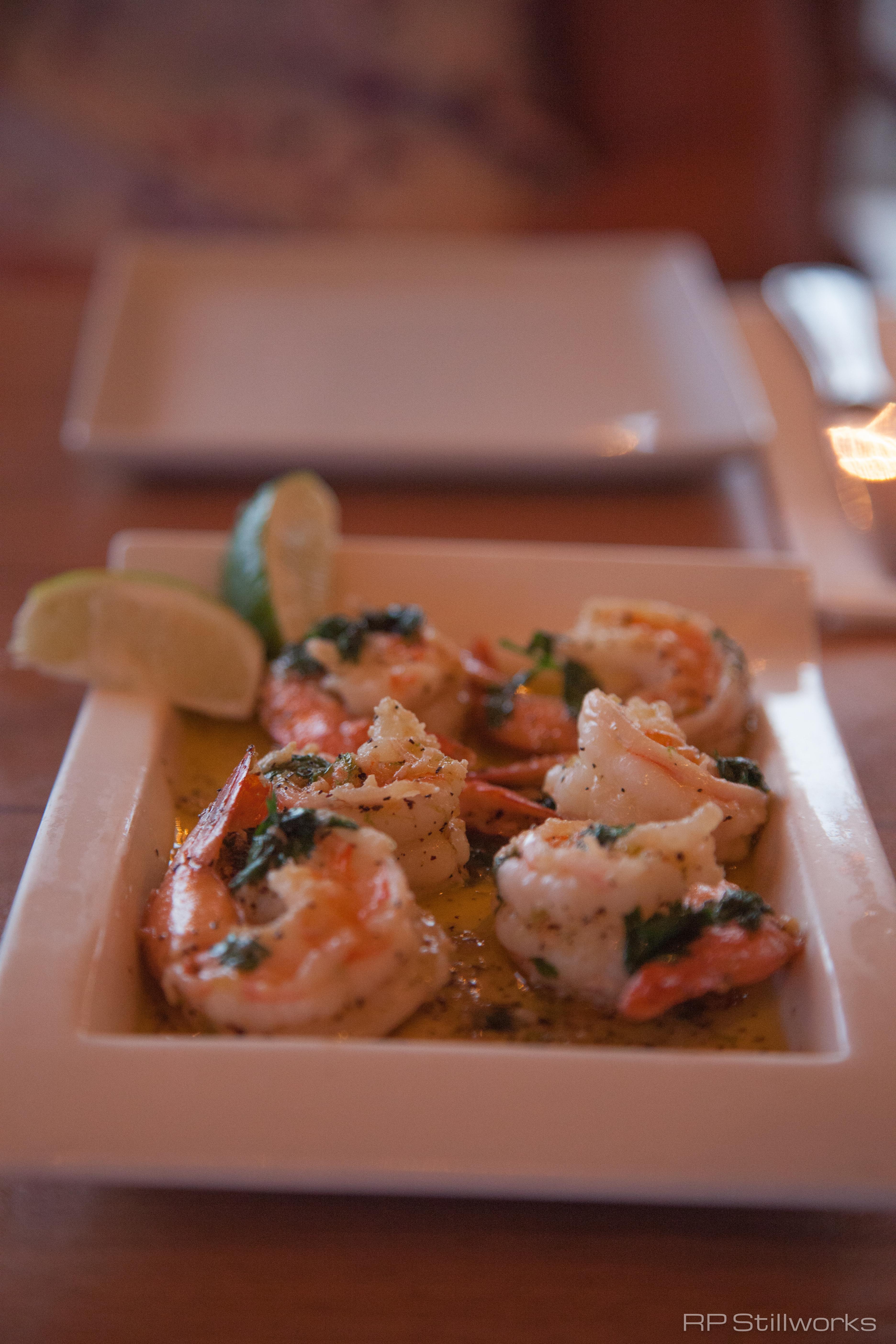 Cilantro-Lime Shrimp