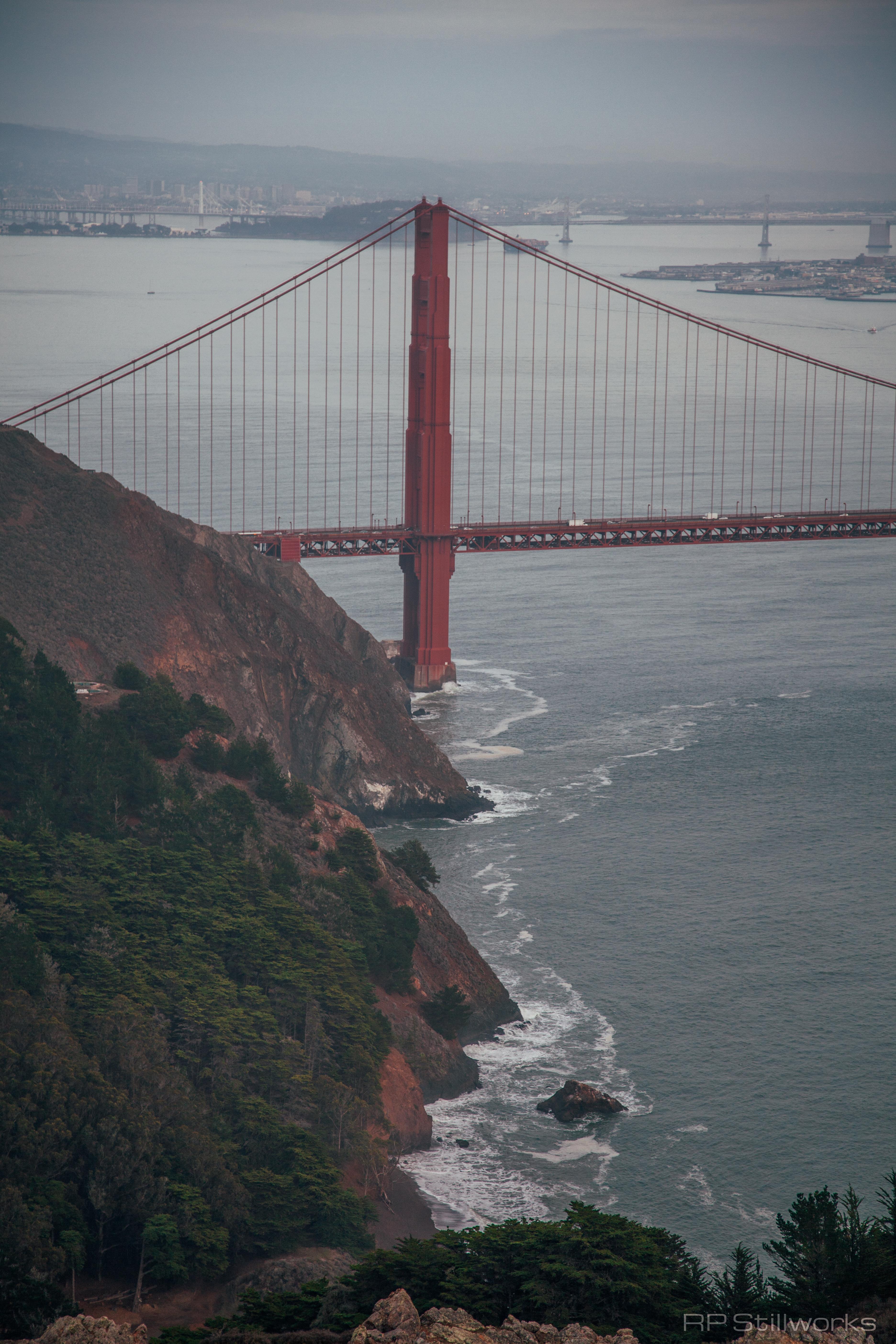 """Golden Gate Coastline"""