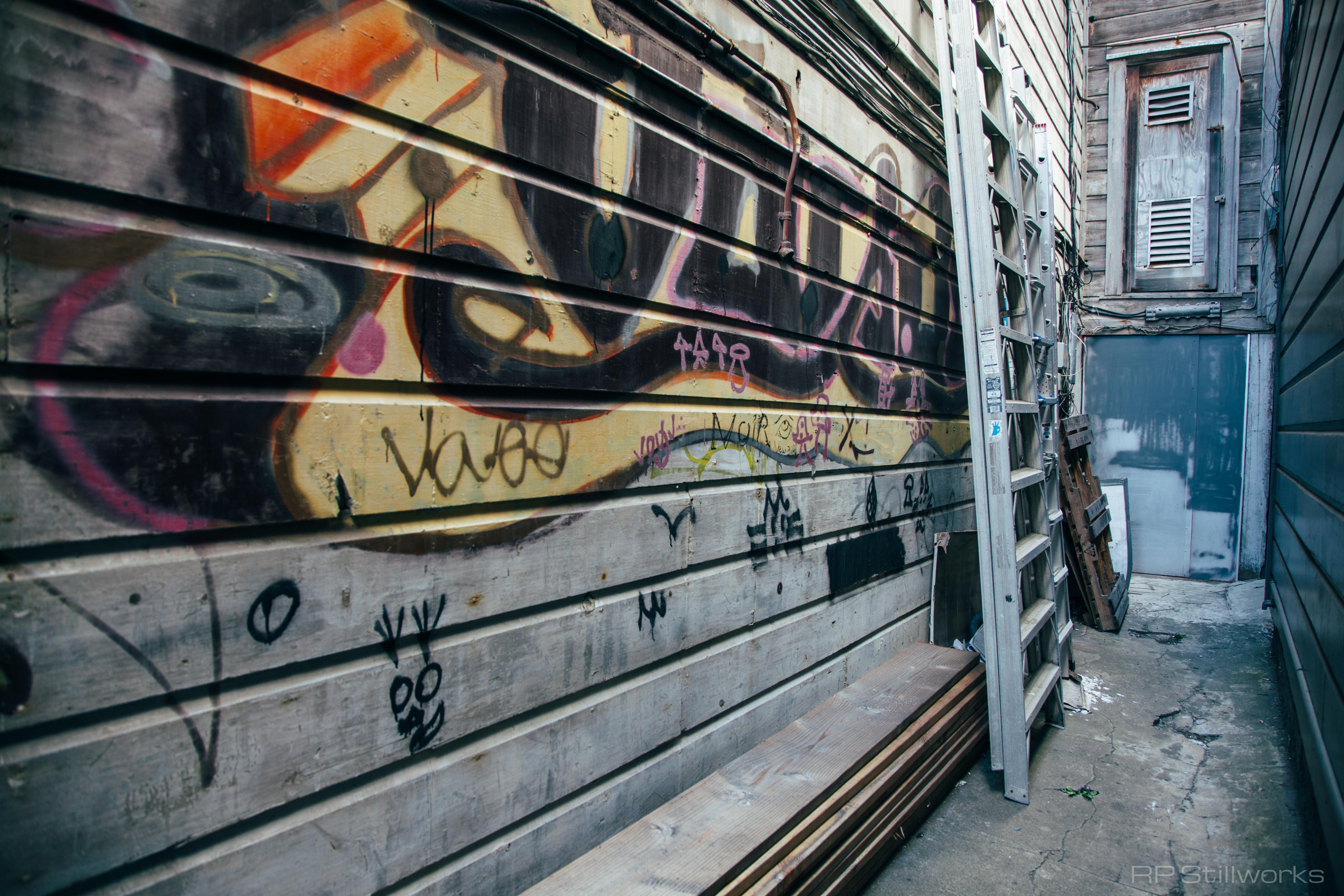 """""""Back-Alley"""""""