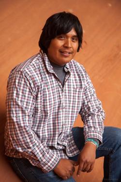 Stephen, a Navajo Tribal Park Guide
