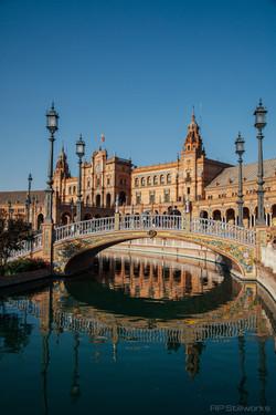 Sevilla Reflection