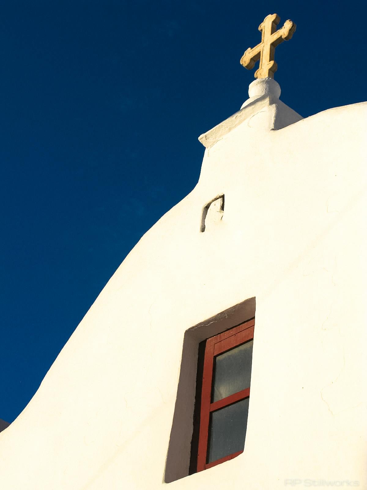 """""""Mykonos Chapel"""""""