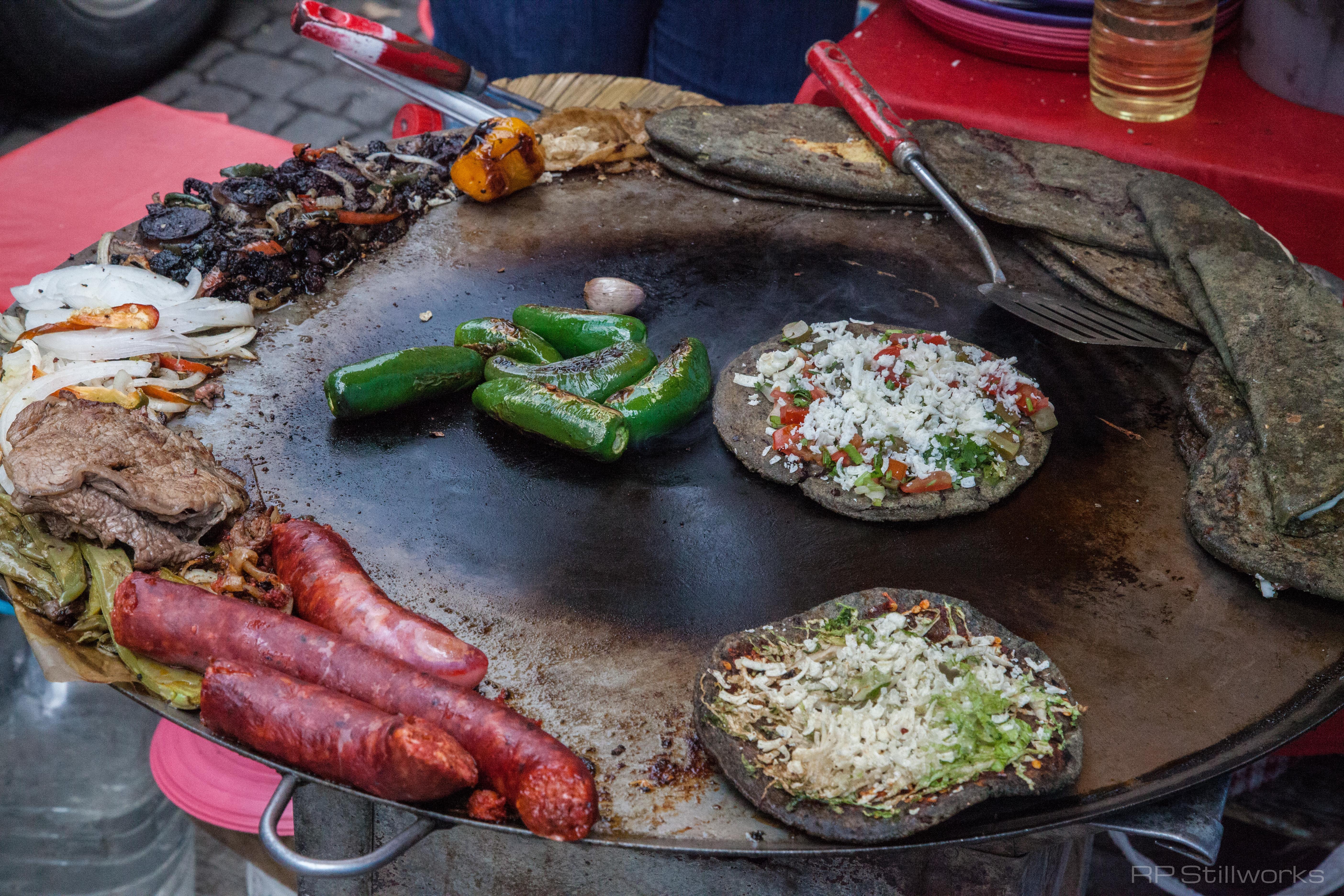 Mexico City's Street Tacos