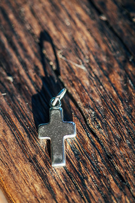 Sterling Silver Cross - extra charm -