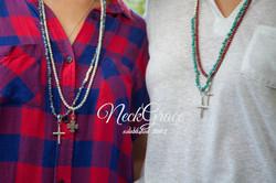 NeckGrace™, a travel necklace