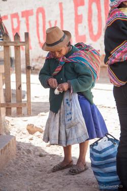 Woman of Maras