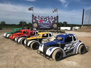 2021 Schedule - Southern Ontario Motor Speedway