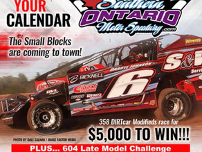 July 10th 2021 - Southern Ontario Motor Speedway