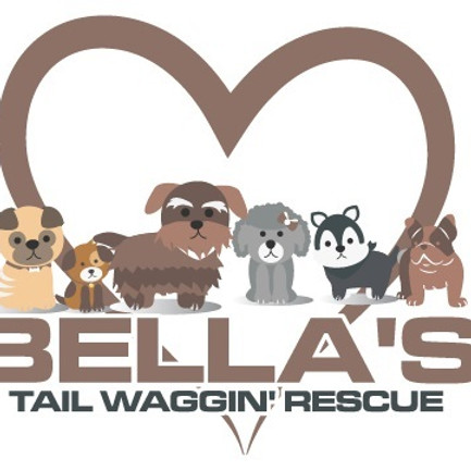 Rescued for Love - Bella's tail Waggin Rescue