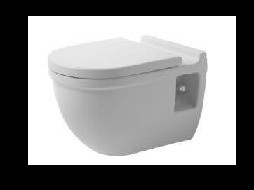 """""""Duravit Stark 3"""" ekstra høy toalettskål"""