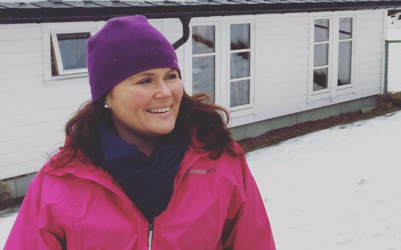 Marianne forteller om Heggum barnehage