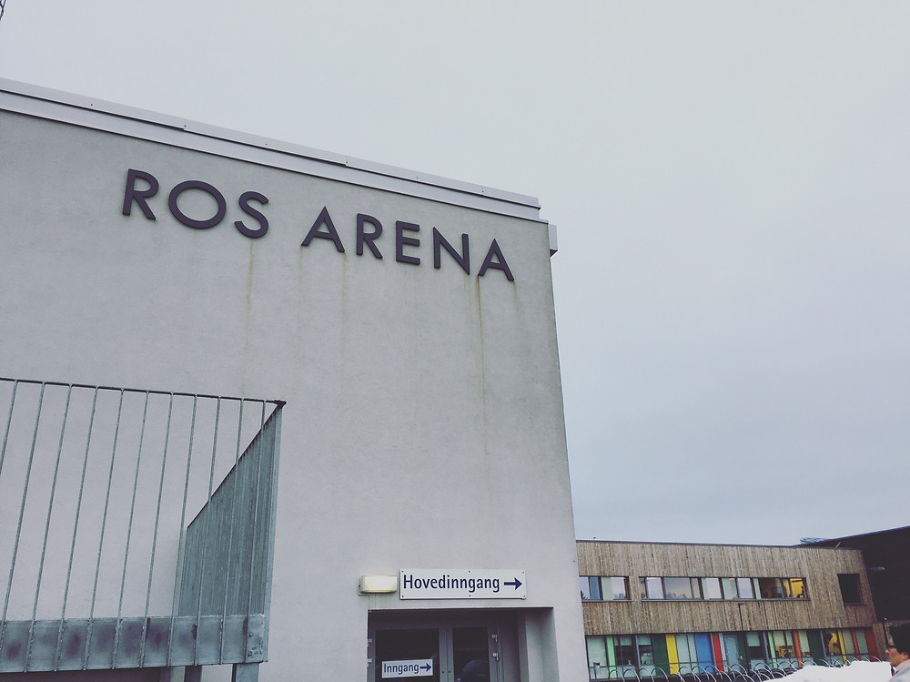 Fasade ROS arena