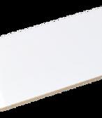 """Bianco Glossy"" 30x60 fliser, Hvit blank"